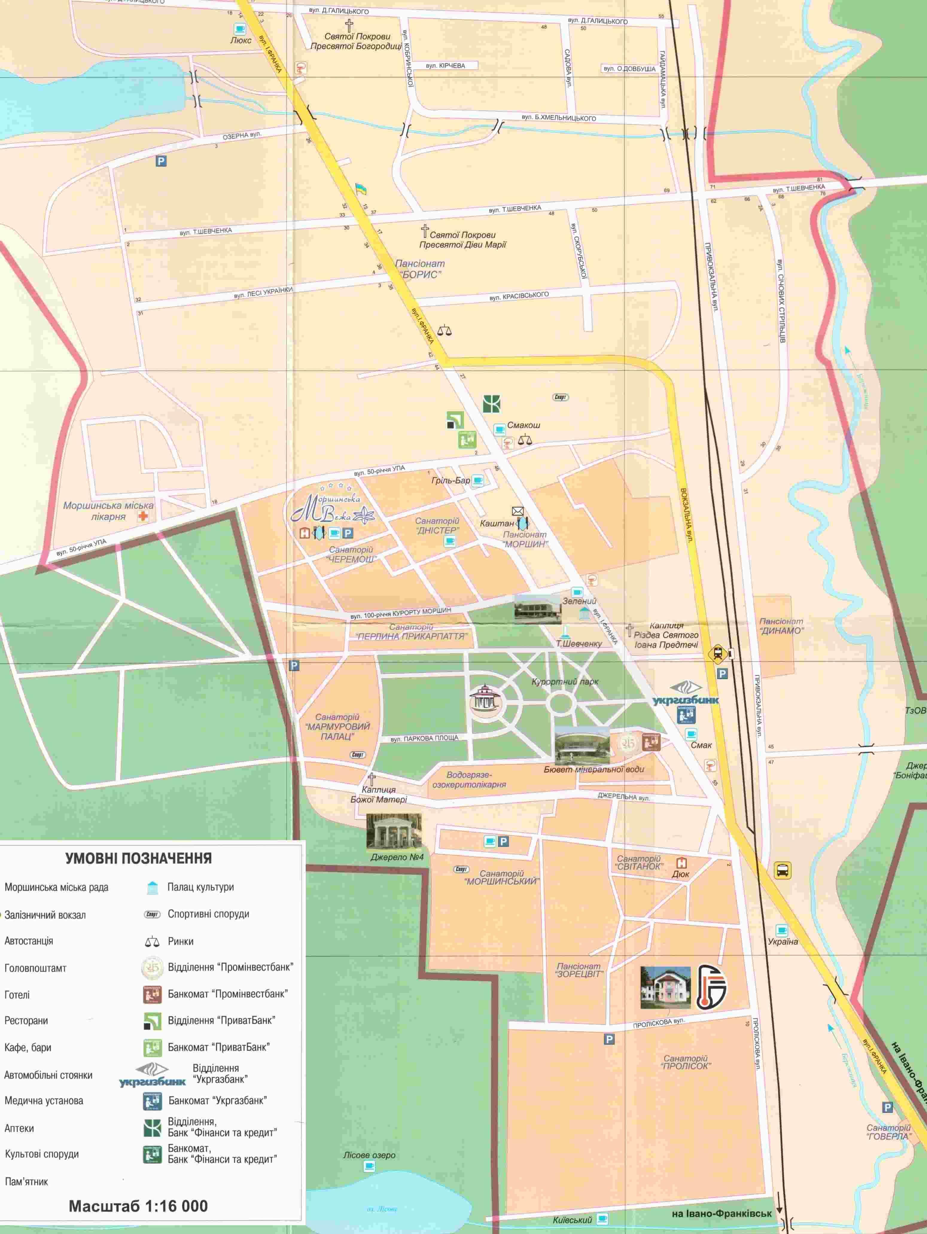 map of Morshin