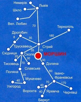 Morshin xəritəsi